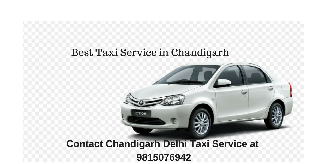 Best Taxi Service in Chandigarh