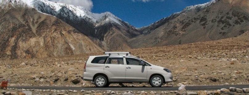 Mohali to Shimla taxi