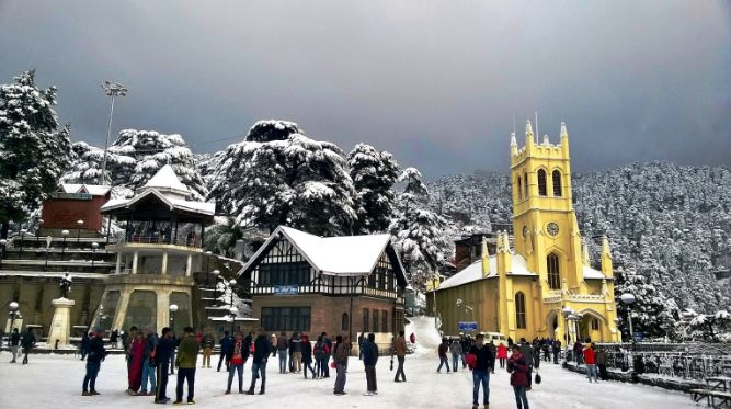 Panchkula to Shimla Taxi